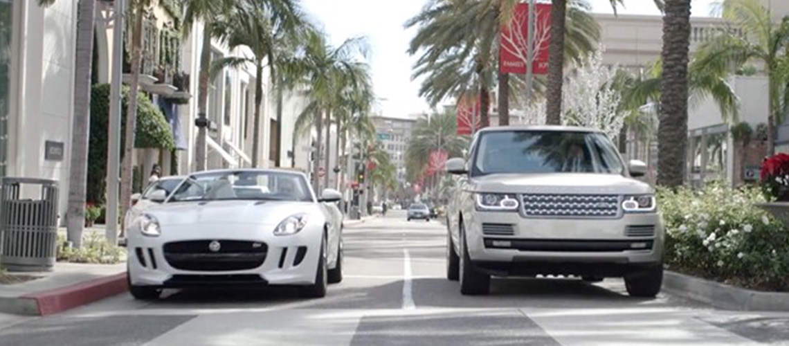 Hennessy Jaguar Land Rover North Point Locations - Jag land rover